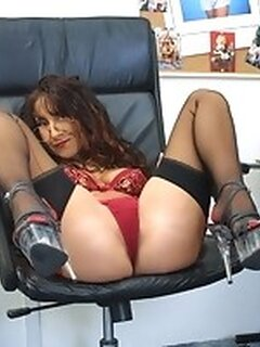 Free Site: Stockings Ass
